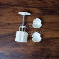 cetakan mooncake treasure pot 50gr