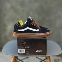Sepatu Vans Oldskool Golf Wang Black ORI Premium BNIB Quality