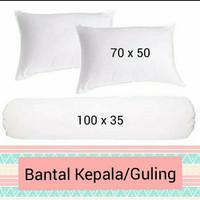 BANTAL KEPALA/GULING UNTUK HOTEL BUSA SILICON