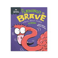 Behaviour Matters : Flamingo is Brave (UK)