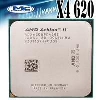 AMD Athlon II X4 620 Propus Quad-Core 2.6 GHz Socket AM3 95W