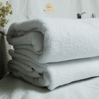 Handuk Mandi Dewasa Kimsi Hotel Towel Bahan Baby Terry 550 Gram