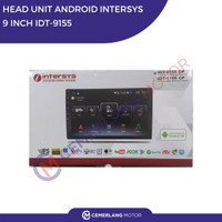 HEAD UNIT ANDROID INTERSYS 9 INCH IDT-9155