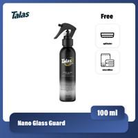 Talas Nano Glass Guard - Pelindung Kaca Kendaraan - Hydrophobic