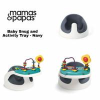 Mamas & Papas Baby Snug & Activity Tray/Booster Seat/Kursi Makan Baby