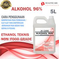 Alkohol 96% 5 Liter- Antiseptic