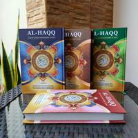 Alquran Murah Al-Haqq Uk A5 kertas Buram Al-Quran Alhaqq Quran Alhaq