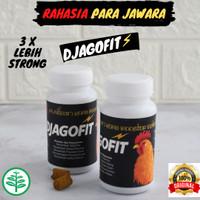 DJAGOFIT/ Vitamin Ayam Bangkok-Ayam Jago-MULTIVITAMIN AYAM PETARUNG