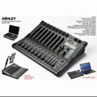 Mixer Audio Ashley Lm8 Lm 8 Channel Original
