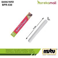 Baking Paper Roll 5m x 30cm -nonstick/Kertas Minyak Roti BPR-530