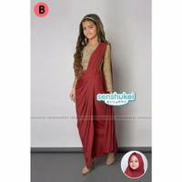 saree india baju india anak perempuan