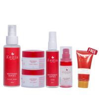 Kezia Skincare Whitening Package Series Pencerah Wajah
