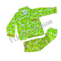 Piyama anak 1-5 tahun lengan panjang baju tidur anak