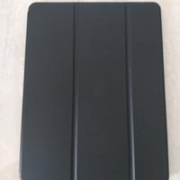 Smart Case iPad Mini 2 3 TPU silikon slot Pen - Hitam