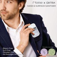 Trapo Oxtra Pocket Hand Sanitizer- 99.9% Bacterial killing.