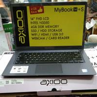 AXIOO Mybook 14+ S INTEL N3350 4GB 256SSD WINDOWS10