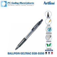 BALLPOINT/PULPEN ARTLINE EGB-5550 - Hitam