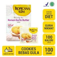 Makanan Camilan Snack Diet Tropicana Slim Korean Garlic Butter 100gr