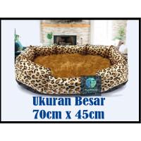 Tempat tidur kucing/Anjing/Warm Bed/Bantal Kucing/Pet Bed Ukuran Besar