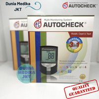 Alat Autocheck (Autocheck GCU Unit 3in1)
