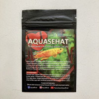 Aquariset Aqua Sehat Bakteri Starter Aquascape Aquarium Aquasehat