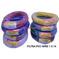 Kabel Single Wire 1x14 / 0.14 mm 100Y ( Single 1x14 , AVS 0.3 Sqmm )