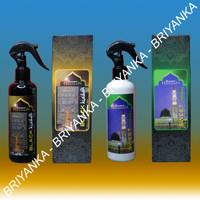 Promo Spray Black Kiswah & Sweet Nabawi - Pengharum Ruangan