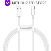 Baseus Superior Series 66W White 100cm - USB to Type-C