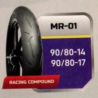 Ban motor Mizzle MR-01 90/80 14 atau 90/80 17