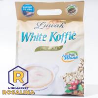 Kopi Luwak White Koffie Less Sugar ( 20 sachet )
