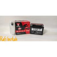 Aki Motor Honda Beat,Scoopy,Vario 110 YUASA YTZ4V 3Ah