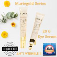 NPURE Eye Serum - Anti wrinkle / Kantong mata anti hitam & kerut