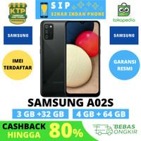 Samsung A02S 4/64 & A02S 3/32 Garansi Resmi SEIN 1 Tahun