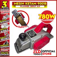 JLD Mesin Serut Ketam 780W - Mesin Planner - Planer 9001B