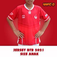 Baju kaos jersey bigetron btr 2021 anak free fire pubg mobile mlbb