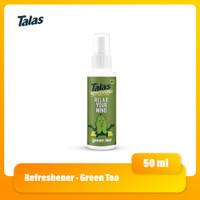 Talas Refreshener Pump Sprayer Green Tea
