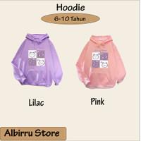 Sweater Anak Perempuan Lucky Bear Jaket Anak Baju Anak Perempuan