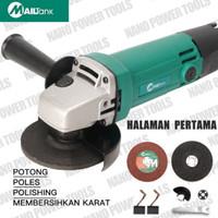 Mesin Gurinda Tangan - Gerinda - Hand Grinder 100mm MAILTank tSH05