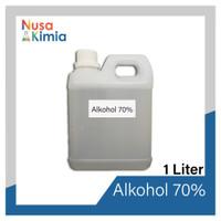 TERBARU ALKOHOL 70% - ALKOHOL 70 PERSEN - ALKOHOL PEMBERSIH -