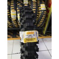 ban pirelli scorpion mx extra x 110/100-18 crf wr klx trabas