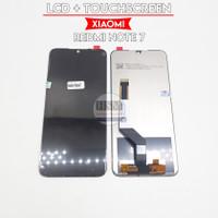 LCD TS XIAOMI REDMI NOTE 7 FULLSET + TOUCHSCREEN - Hitam