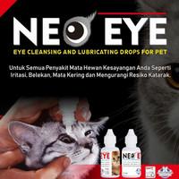 NEO PET EYE DROP obat test mata kucing anjing