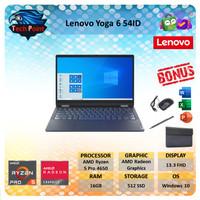 Lenovo Yoga 6 13 2in1 Ryzen 5 Pro 4650U 16GB 512ssd Vega6 Fabric 13.3