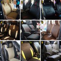 Sarung Jok Mobil Avanza Calya Sigra Mobilio Ertiga Jazz Mbtech Murah