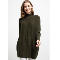 Noir Sur Blanc Petty Army Green