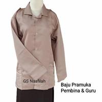Baju Pramuka Guru dan Pembina