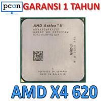 Prosesor AMD ATHLON II X4 620 2.6GHz Quad Core
