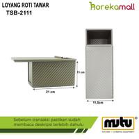 Toast Box Rose Gold /Loyang Roti Tawar Anti Lengket TSB-2111