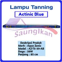Lampu NEON T5 AQUA ZONIC AQUAZONIC 39 Watt 85 CM BIRU Actinic Blue