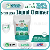 Secret Clean Baby Liquid Cleanser Pembersih Perlengkapan Bayi